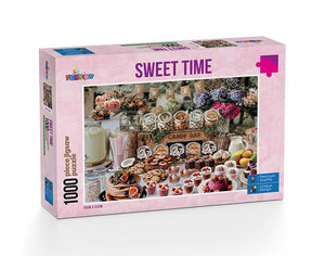 Sweet Time - 1000 Pieces