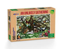 Load image into Gallery viewer, An Unlikely Gathering - 500 Pieces