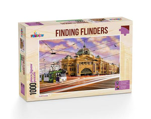 Finding Flinders - 1000 Pieces- Due Early October