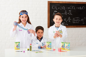 DIY Kids Lab Coat ( One size fits all - Ages 3-12)