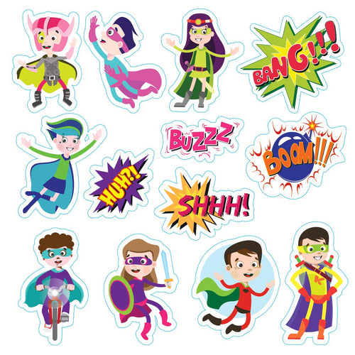 Assorted Stickers - $10 for pack of 50