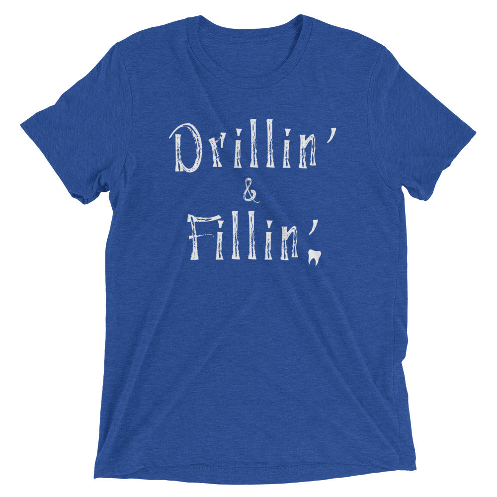 Drillin' & Fillin' Short sleeve t-shirt