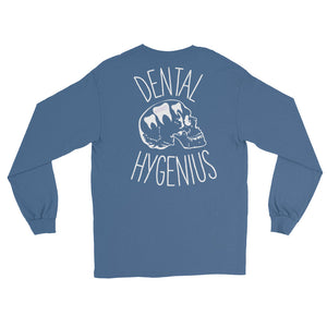Dental Hygenius Long Sleeve T-Shirt - Long Sleeve Dental-Hygenius-Long-Sleeve-T-Shirt
