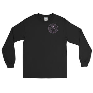Floss Boss- Can You Handle The Tooth Long Sleeve T-Shirt - Black / S - Long Sleeve Floss-Boss-Can-You-Handle-The-Tooth-Long-Sleeve-T-Shirt