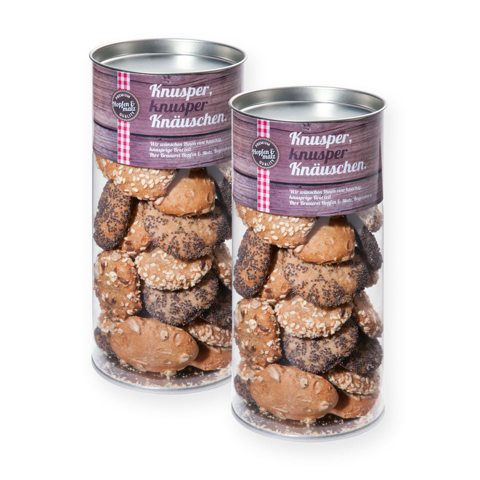 Brotchips in Runddose