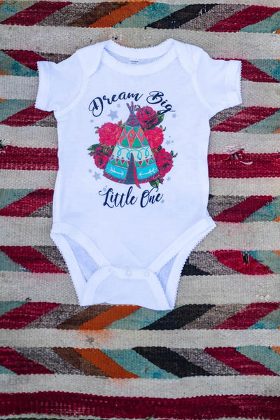 DREAM BIG ONESIE