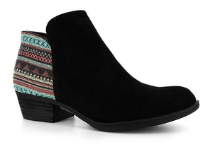 Corkys' Footwear Emilee Black Booties