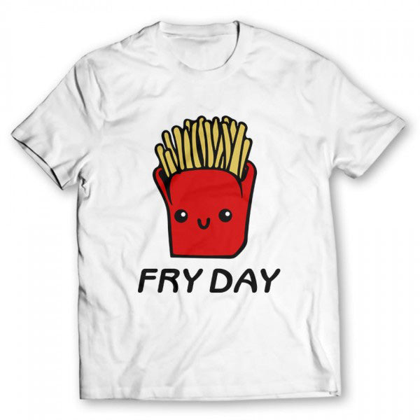 FRY DAY GRAPHIC TEE