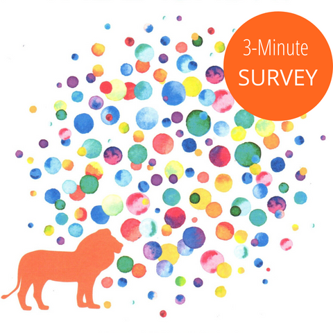Upcoming Online Course: 3-Minute Survey