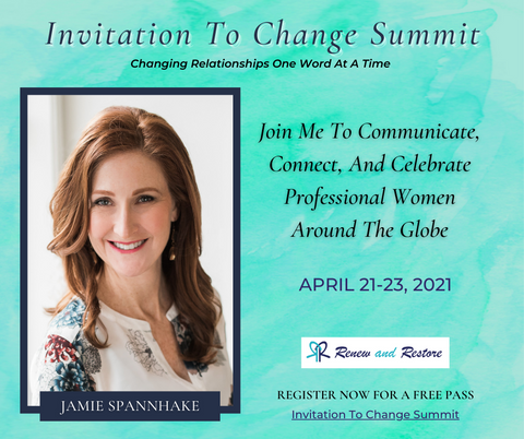 Invitation to Change Summit: Bringing Self-Care to Professional Women