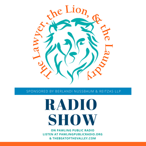 The Lawyer, the Lion, & the Laundry Radio Show Episode 1: Nov. 21, 2019