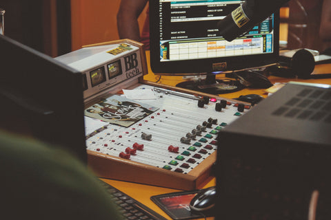 Radio board photo by João Silas on Unsplash