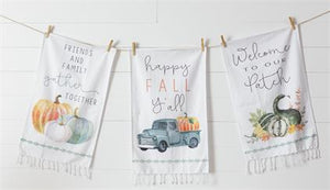 Tea Towels - Pick of the Patch Set of 3