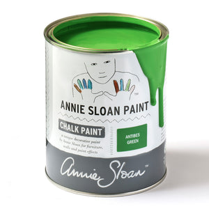 Annie Sloan Chalk Paint Antibes Green - 1 Litre