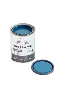 Chalk Paint Aubusson Blue - 1 Quart
