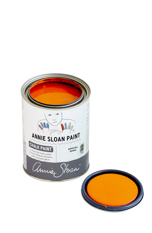 Chalk Paint Barcelona Orange - 1 Quart