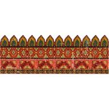 IOD Bohemian Border (12x33) - Decor Transfer