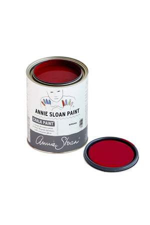 Chalk Paint Burgundy - 1 Quart