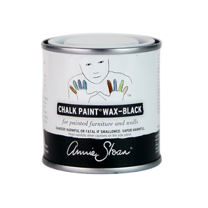 Chalk Paint Black Wax - 120 ml