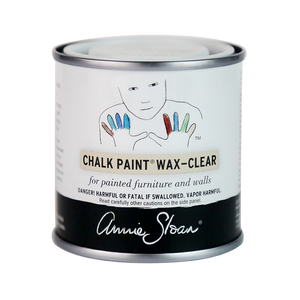 Chalk Paint Clear Wax - 120 ml