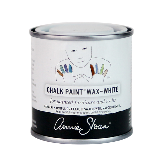 Chalk Paint White Wax - 120 ml