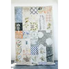 Quilt Style Decorator Paper