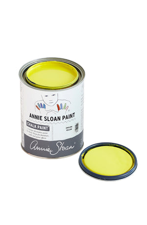 Chalk Paint English Yellow - 1 quart