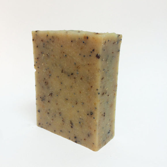 Ginger Citrus Multigrain Scrub Soap