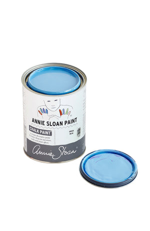 Chalk Paint Greek Blue - 1 Quart
