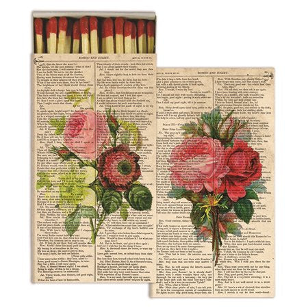 HomArt Matches - Romantic Roses