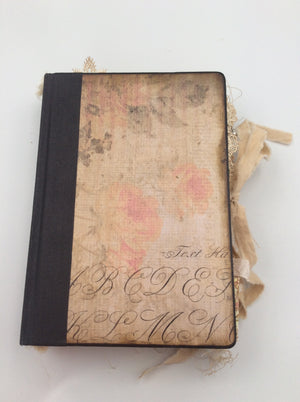 Tea Journal - Large Hard Cover