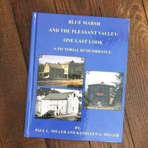 Blue Marsh and the Pleasant Valley - Hardcover Book