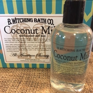 Coconut Milk - Shower Gel (8 oz.)
