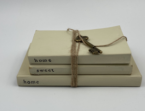 Tan Key Book Set - Home Sweet Home