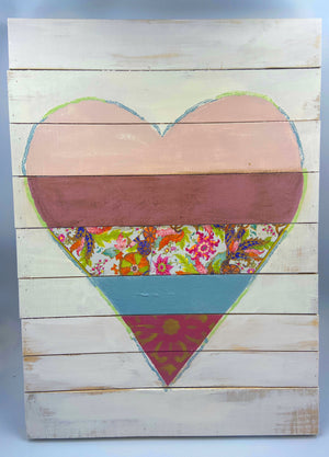 Palette Heart Workshop