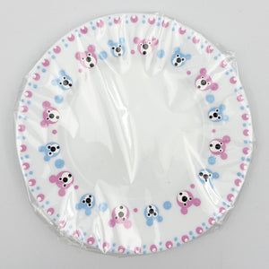 Baby Plate - Hand Painted Bear Theme