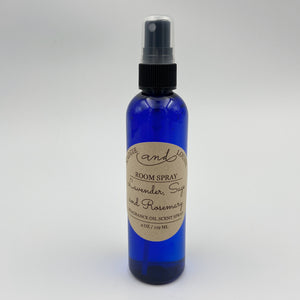 Lavender Sage Room Spray by Maggie and Louise