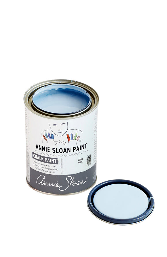 Chalk Paint Louis Blue - 1 Quart