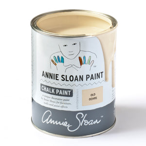 Chalk Paint Old Ochre - 1 Litre
