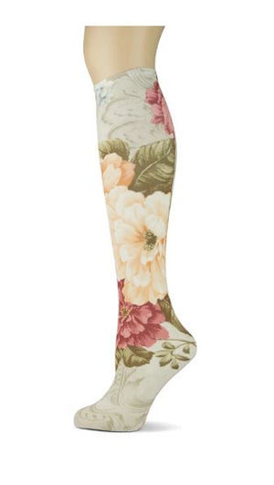 Sox Trot Adult Knee Highs - Old Days