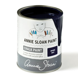 Annie Sloan Chalk Paint Oxford Navy - 1 Litre