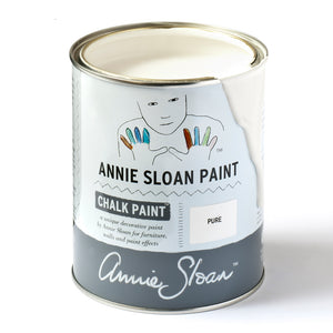 Chalk Paint Pure White - 1 Litre