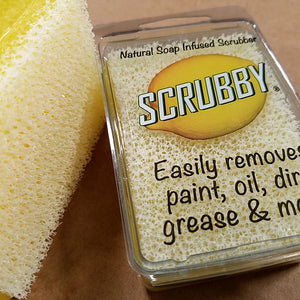Scrubby Soap - Lemon