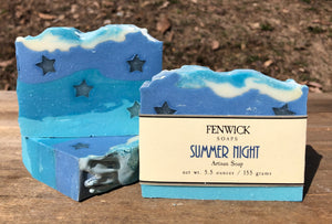 Fenwick Soap - Summer Night