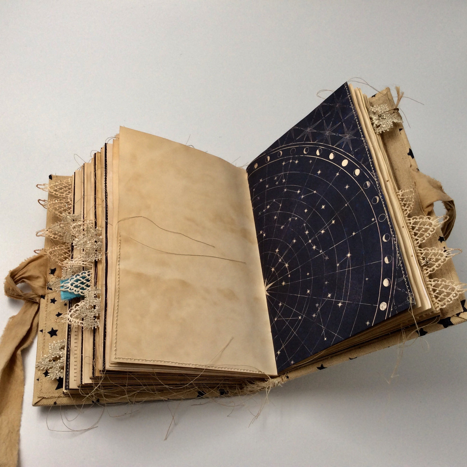 RK2 Planets Journal - 6x9