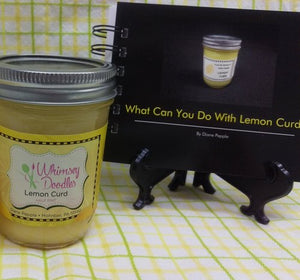What Can You Do With Lemon Curd by Diane Pepple - Paperback Book