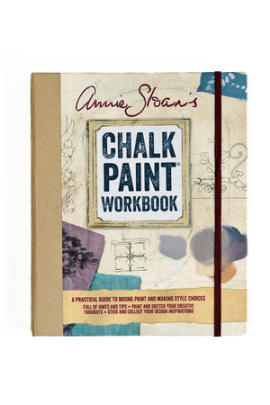 Chalk Paint Workbook by Annie Sloan - Hardcover Book