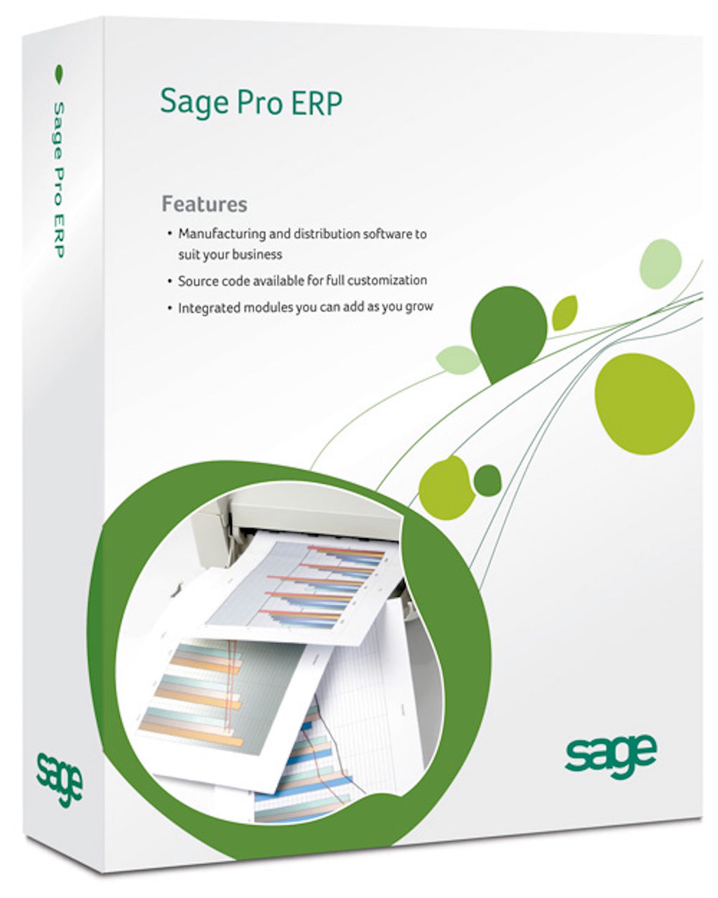 Sage Pro software applications help