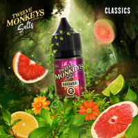 Harambae Nic Salts by Twelve Monkeys 30ML