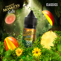 Mangabeys Nic Salt by Twelve Monkeys 30ML